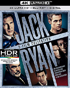 Jack Ryan 5-Movie Collection (4K Ultra HD/Blu-ray): Jack Ryan: Shadow Recruit / The Sum Of All Fears / Clear And Present Danger / Patriot Games / The Hunt For Red October