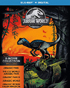 Jurassic World: 5-Movie Collection (Blu-ray): Jurassic Park / The Lost World: Jurassic Park / Jurassic Park III / Jurassic World / Fallen Kingdom