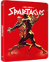 Spartacus: Limited Edition (Blu-ray-UK)(SteelBook)