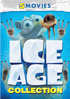 Ice Age 5 Movie Collection: Ice Age / Ice Age: The Meltdown / Ice Age: Dawn Of The Dinosaurs / Ice Age: Continental Drift / Ice Age: Collision Course