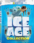 Ice Age 5 Movie Collection (Blu-ray): Ice Age / Ice Age: The Meltdown / Ice Age: Dawn Of The Dinosaurs / Ice Age: Continental Drift / Ice Age: A Mammoth Christmas / Ice Age: Collision Course