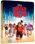 Wreck-It Ralph 3D: Lenticular Limited Edition (Blu-ray 3D-UK/Blu-ray-UK)(SteelBook)