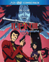 Lupin The 3rd: Island Of Assassins (Blu-ray/DVD)