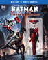 Batman And Harley Quinn: Deluxe Edition (Blu-ray/DVD)(w/Figure)
