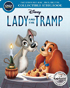 Lady And The Tramp: The Signature Collection: Limited Edition (Blu-ray/DVD)(SteelBook)