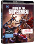 Reign Of The Supermen: Limited Edition (4K Ultra HD/Blu-ray)(SteelBook)