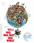 It's A Mad, Mad, Mad, Mad World: Criterion Collection (Blu-ray/DVD)