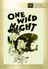 One Wild Night: Fox Cinema Archives