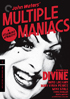 Multiple Maniacs: Criterion Collection