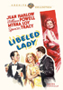 Libeled Lady: Warner Archive Collection