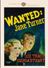 Wanted: Jane Turner: Warner Archive Collection