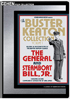 Buster Keaton Collection: Volume 1: The General / Steamboat Bill, Jr.