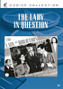 Lady In Question: Sony Screen Classics By Request