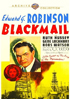 Blackmail: Warner Archive Collection