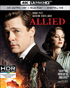 Allied (4K Ultra HD/Blu-ray)