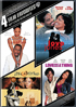4 Film Collection: Uptown Romance: A Thin Line Between Love And Hate / Love Jones / Love And Basketball / Love Don't Cost A Thing