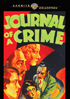 Journal Of A Crime: Warner Archive Collection