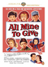 All Mine To Give: Warner Archive Collection