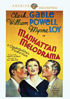 Manhattan Melodrama: Warner Archive Collection