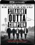Straight Outta Compton: Unrated Director's Cut (4K Ultra HD/Blu-ray)