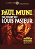 Story Of Louis Pasteur: Warner Archive Collection