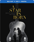 Star Is Born: Limited Edition (2018)(Blu-ray/DVD)(SteelBook)