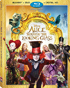 Alice Through The Looking Glass (2016)(Blu-ray/DVD)