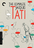 Complete Jacques Tati: Criterion Collection