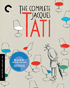 Complete Jacques Tati: Criterion Collection (Blu-ray)
