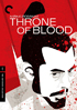 Throne Of Blood: Criterion Collection