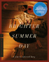 Brighter Summer Day: Criterion Collection (Blu-ray)