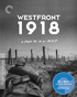 Westfront 1918: Criterion Collection (Blu-ray)