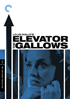 Elevator To The Gallows: Criterion Collection