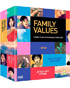 Family Values: Three Films By Hirokazu Kore-eda (Blu-ray-UK/DVD:PAL-UK): I Wish / Like Father, Like Son / After The Storm
