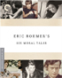 Six Moral Tales By Eric Rohmer: Criterion Collection (Blu-ray): The Bakery Girl Of Monceau / Suzanne's Career / My Night At Maud's / La Collectioneuse / Claire's Knee / Love In The Afternoon