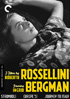 3 Films By Roberto Rossellini Starring Ingrid Bergman: Criterion Collection