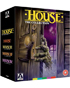 House: The Complete Collection (Blu-ray-UK/DVD:PAL-UK): House / House II: The Second Story / House III: The Horror Show / House IV: The Repossession
