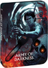 Army Of Darkness: Limited Edition (Blu-ray)(SteelBook)
