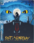 Pet Sematary: 30th Anniversary Edition: Mondo Limited Edition (Blu-ray/DVD)(SteelBook)