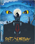 Pet Sematary: 30th Anniversary Edition: Mondo Limited Edition (4K Ultra HD/Blu-ray)(SteelBook)