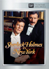Sherlock Holmes In New York: Fox Cinema Archives