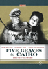 Five Graves To Cairo: TCM Vault Collection