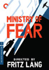 Ministry Of Fear: Criterion Collection