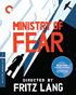 Ministry Of Fear: Criterion Collection (Blu-ray)