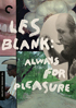 Les Blank: Always For Pleasure: Criterion Collection