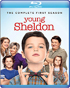 Young Sheldon: The Complete First Season: Warner Archive Collection (Blu-ray)