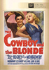 Cowboy And The Blonde: Fox Cinema Archives