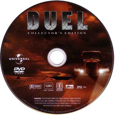 Duel: Collector's Edition