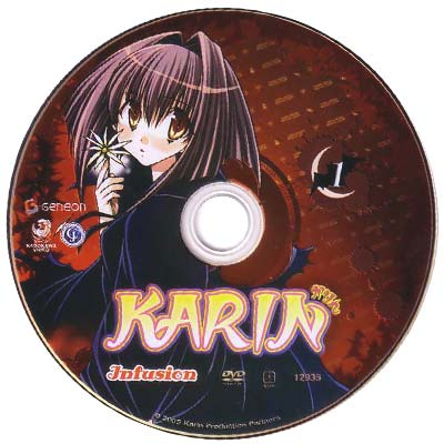 Karin Vol.1: Infusion: Limited Edition Box