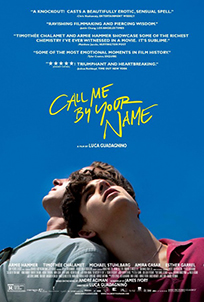 Call Me By Your Name(君の名前で僕を呼んで)